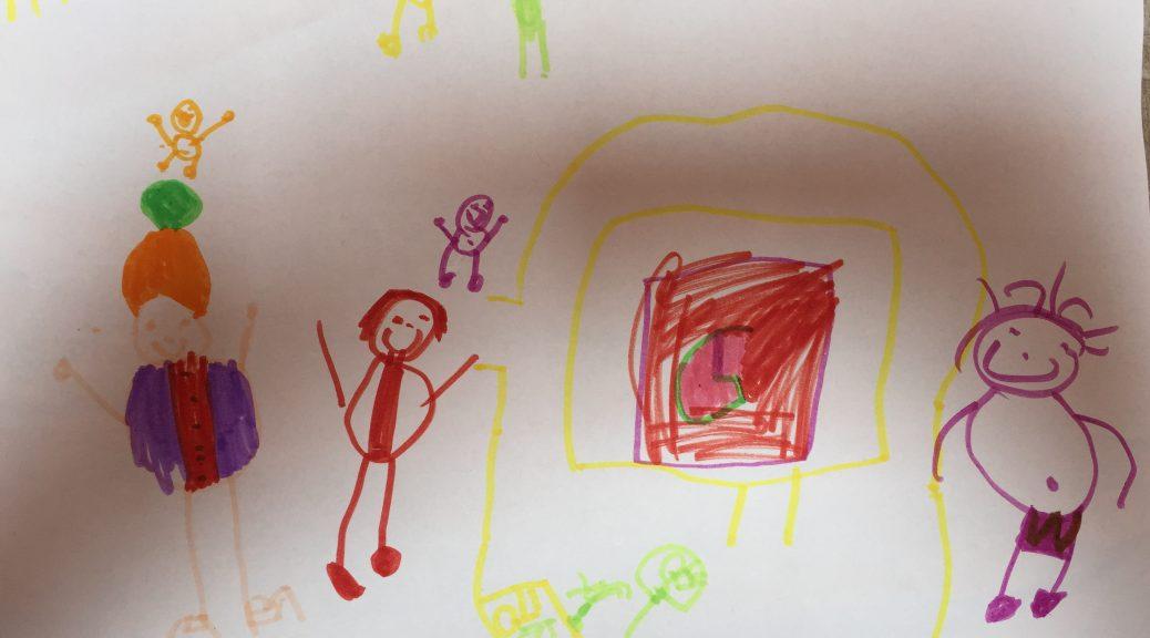 buiten spelen kinderen peuters kleuters ouders loslaten