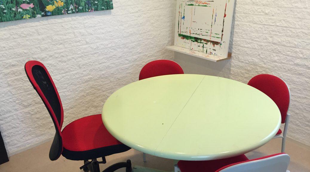 werkweek michelle houtman praktijk inzicht spreekkamer