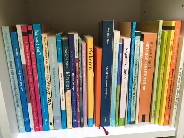 boeken opvoeding angst depressie zelfbeeld kinderen gezin review