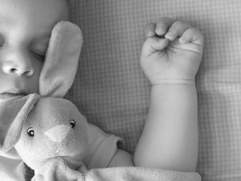 slaapproblemen kinderen baby dreumes peuter