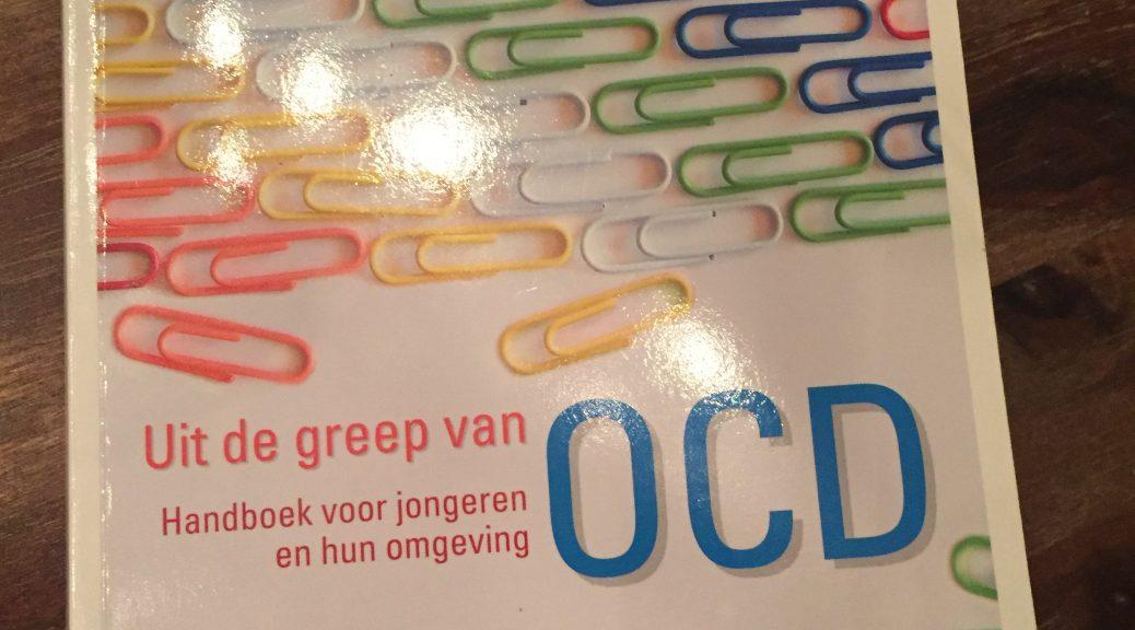review boek uit de greep van ocd behandeling ocs dwang angst cgt cognitieve gedragstherapie