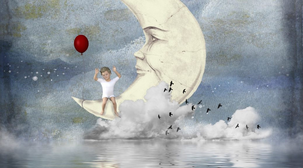 dromen dagdromen symbooldrama nachtmerries fantasie behandeling kinderen therapie problemen ggz jeugd