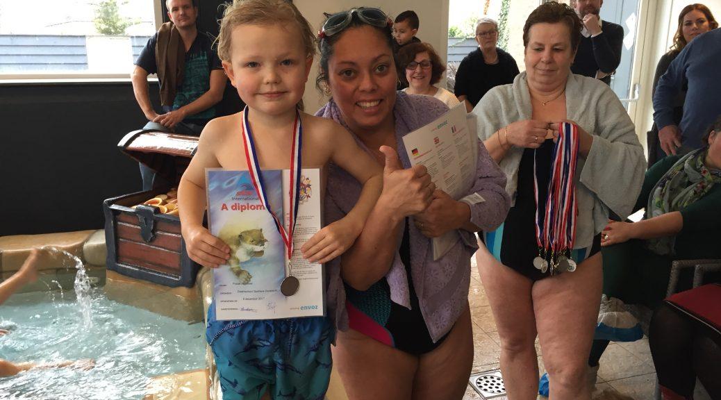 afzwemmen zwemles a diploma zwemdiploma zwembad zwemlessen
