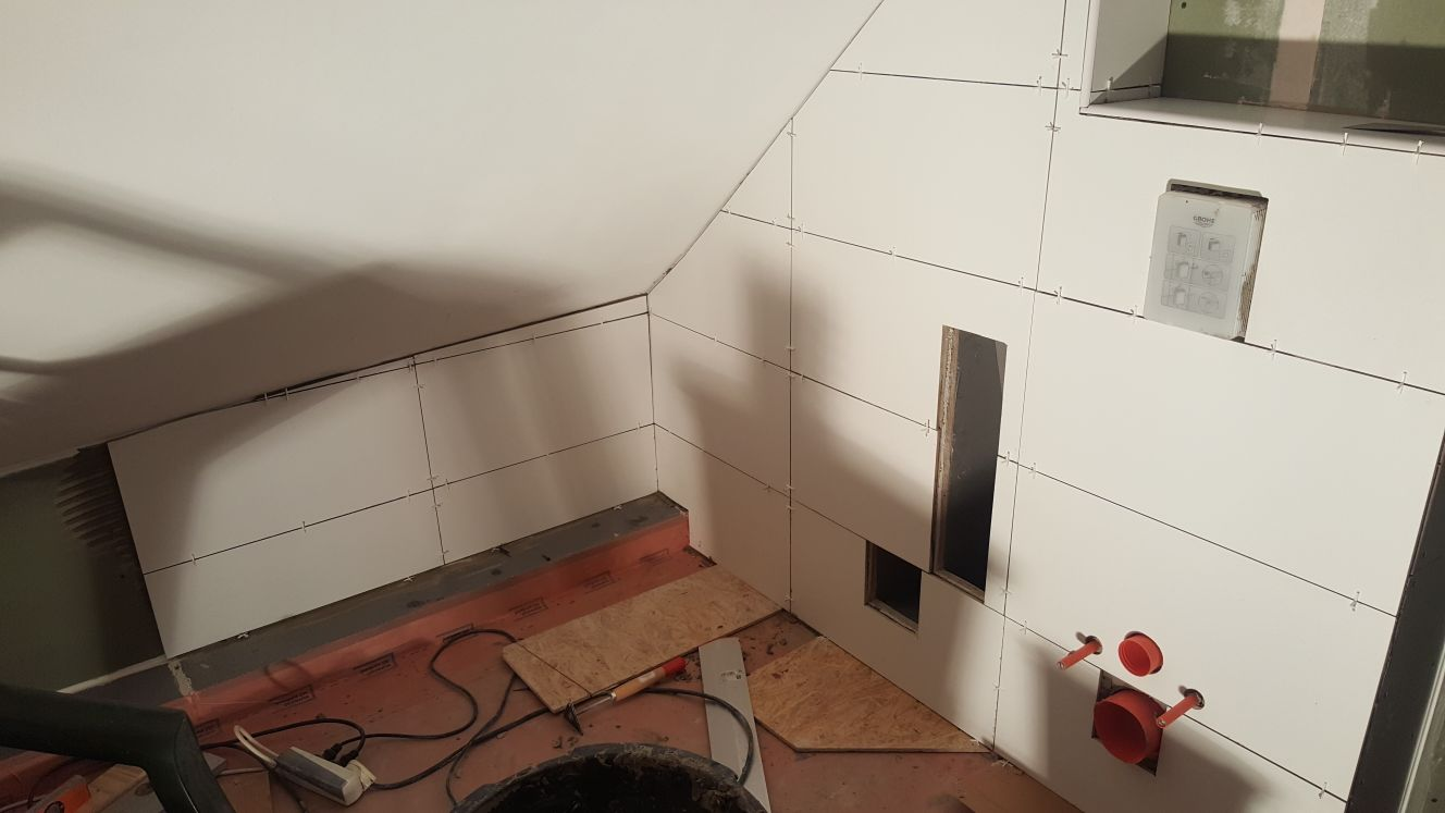 Badkamer Zonder Raam : Raam in douche great shutters voor in de badkamer with raam in